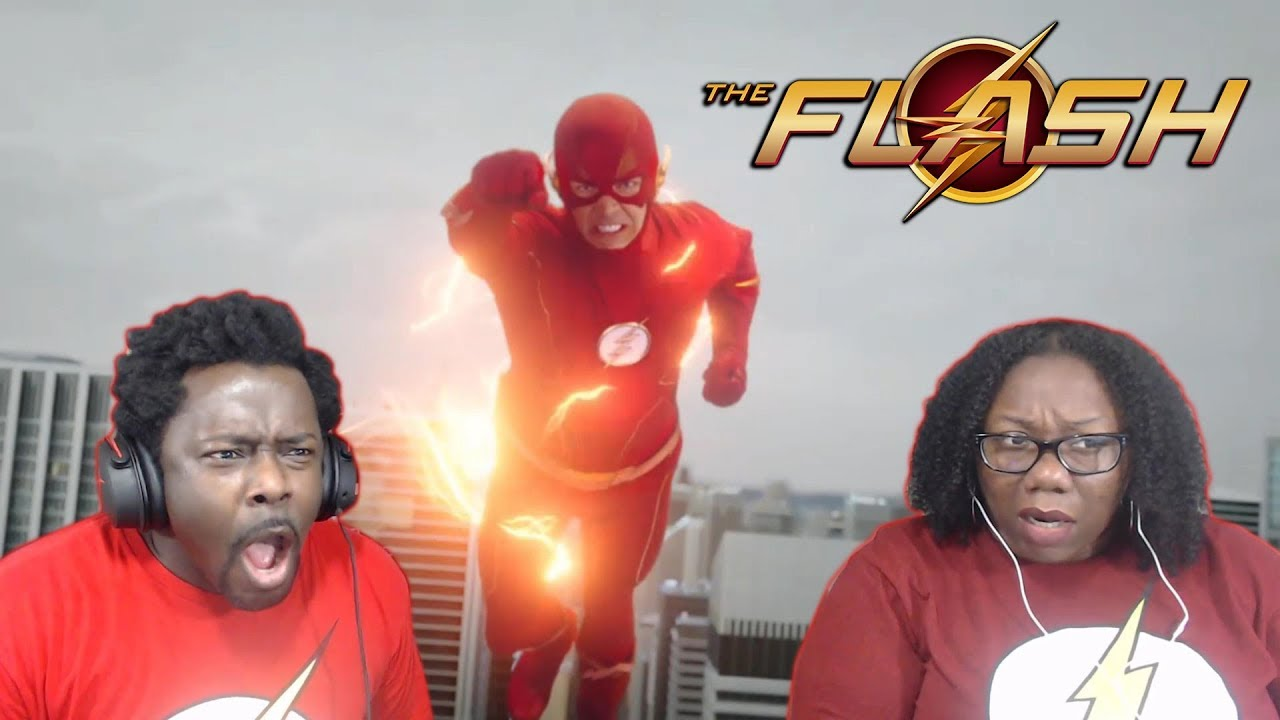 Download The Flash 6x1 REACTION!! {Into The Void}
