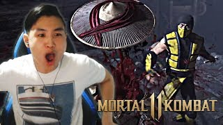MORTAL KOMBAT 11 - Official Announce Trailer!! [REACTION]