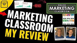 Online Marketing Classroom Review by Steven Clayton and Aidan Booth