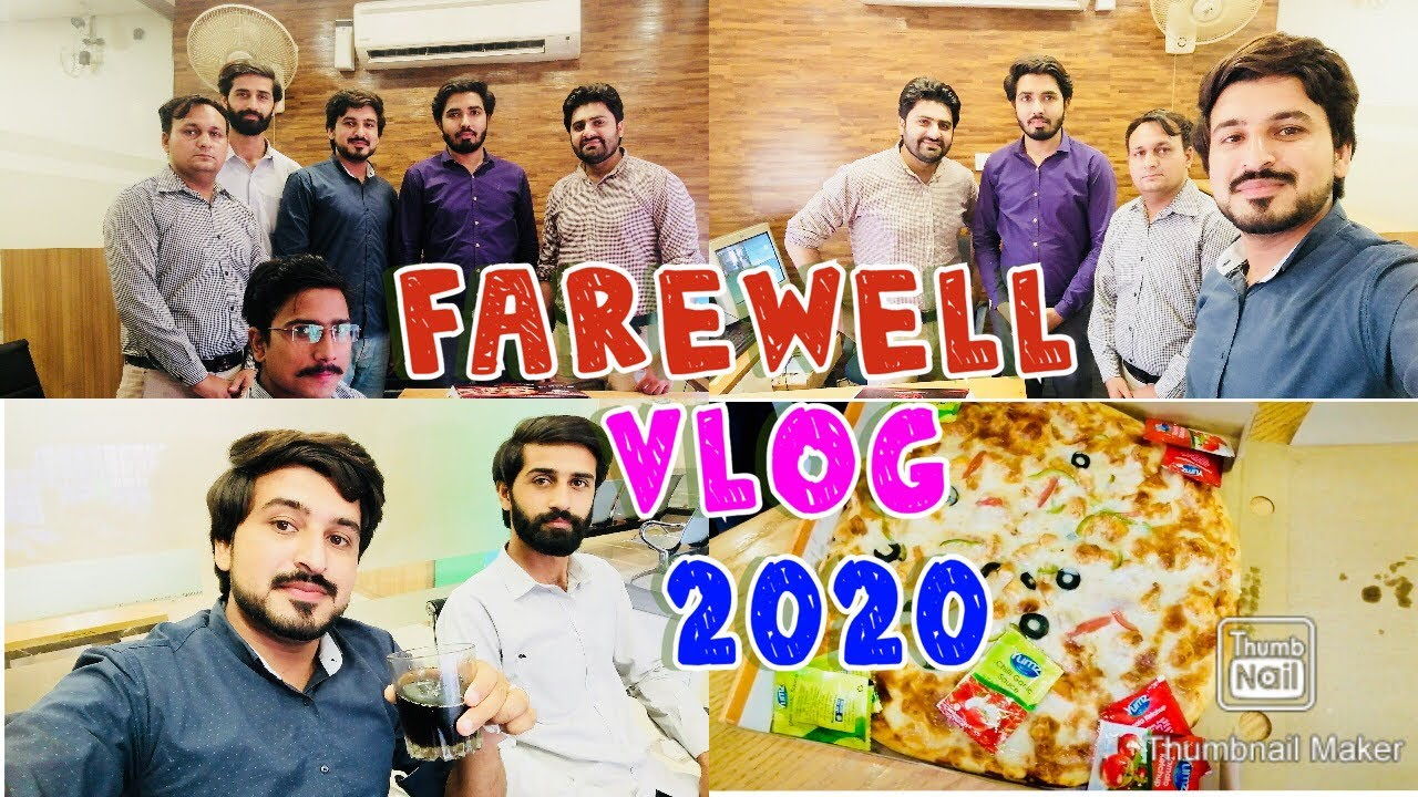 Promotion Farewell to Our Beloved Colleague Mr. Rizwan || Farewell Vlog 2020 | KMBL Best Bank 2019 |