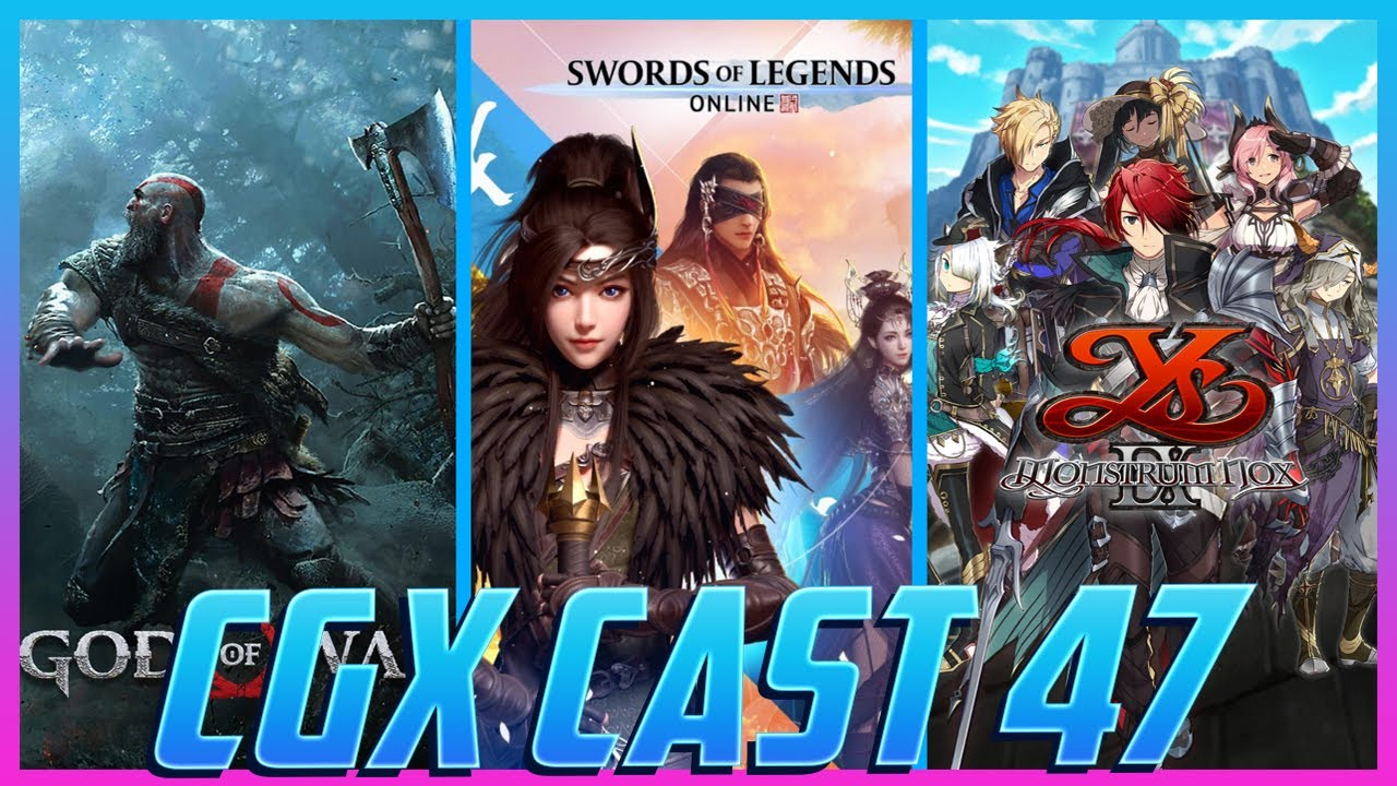 CGX Cast 47 Is Available In Audio And Video Form!