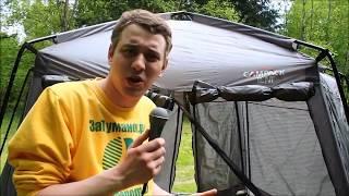 Обзор тента Campack Tent G 3601W