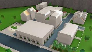 Building A 'Village'! #1 | Roblox - Bloxburg (76k so far)