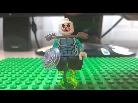 Лего фигурки Dota 2