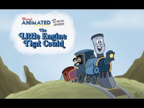 Hewy's Animated Movie Reviews #45 The Little Engine That Could
