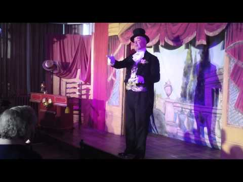 Old Time Music Hall Sing Along