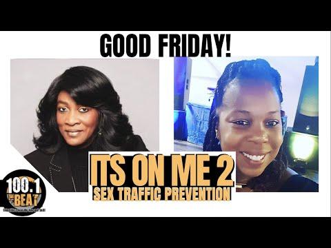 Venom - Good Friday Recap: Sex Trafficking Prevention with Chandra Cleveland