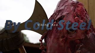 The Viking Axe In Action
