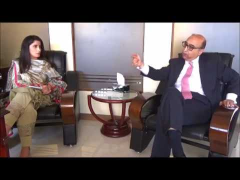 Interview with Ambassador Abdul Basit
