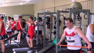 Tuggeranong Vikings - Interview And Training - Canberra