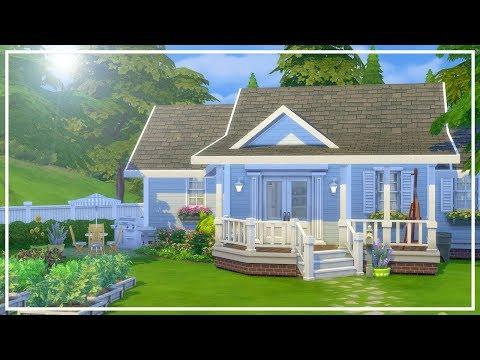 FARM HOUSE // The Sims 4: Speed Build