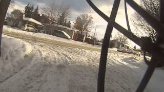 01 02 2014 round the hood first ride of the new year gopro camera shot Thumbnail