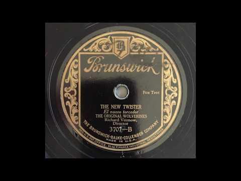 The New New Twister - The Original Wolverines (Jimmy McPartland, Vic Berton)