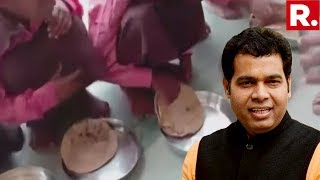 UP Minister Shrikant Sharma Speaks To Republic TV On The Mid-Day Meal Apathy In Mirzapur