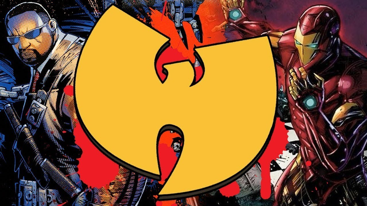 A Brief History Of Wu-Tang's Comic Book Crossovers – Up At Noon Live!