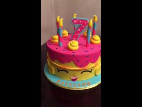 Shopkins Cake By Jays Cakes Sweets Edison NJ
