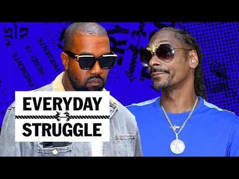 Kanye Defends Trump at Sunday Service, Snoop Faces Backlash for KU Performance | Everyday Struggle