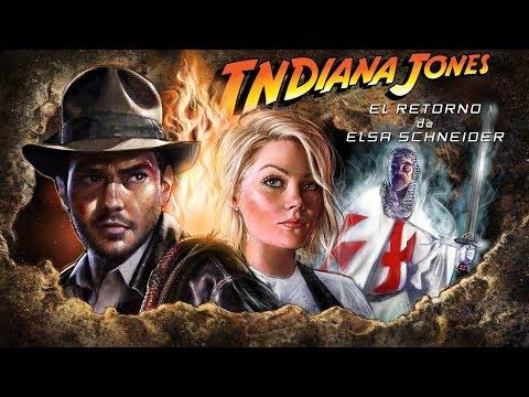 Indiana Jones. Return Of Elsa Schneider (Fanfilm Completo)(English Subtitles)[2019]