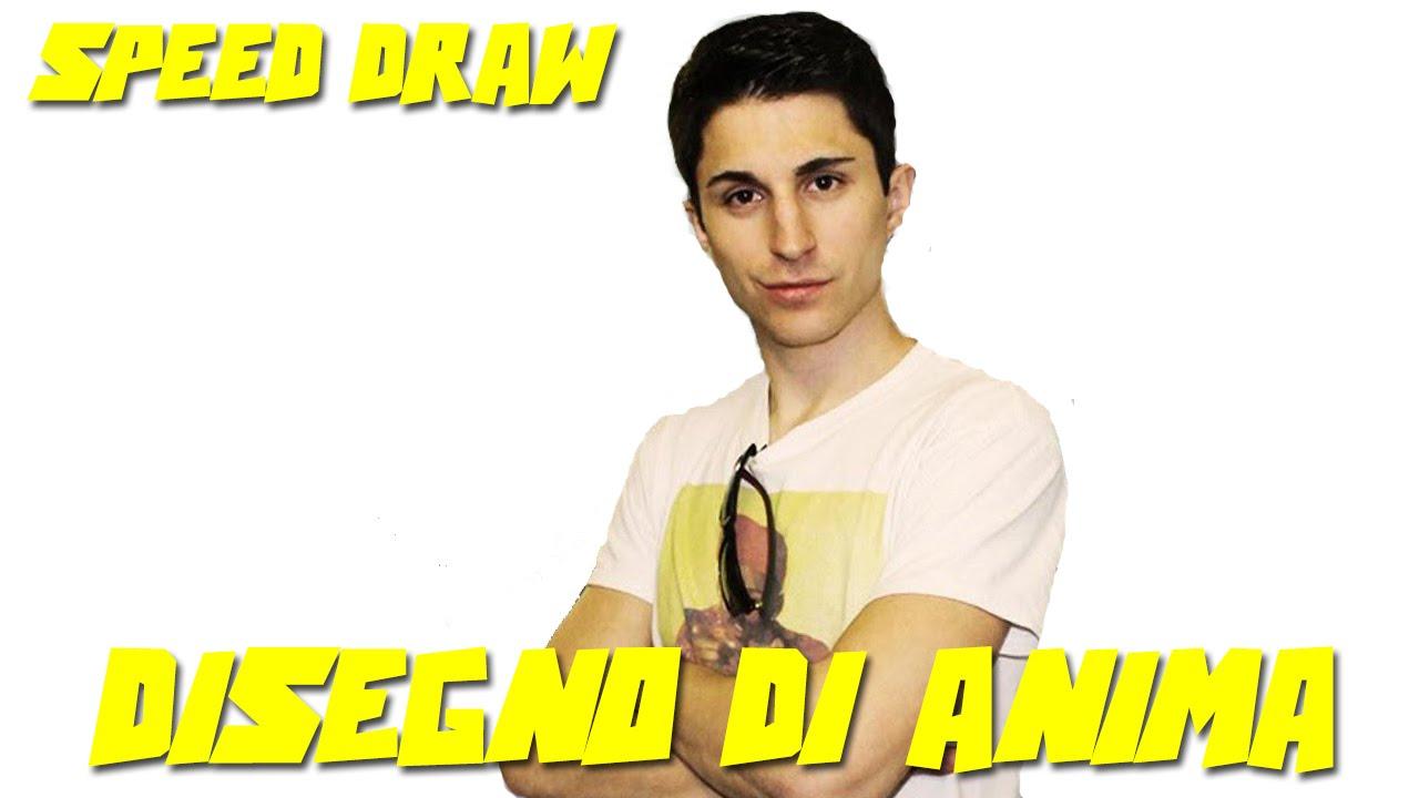Disegno Drawing Di Anima Youtube