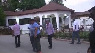 Michel Martelly Al Rann Vizit Ak Zanmi Li Rony Célestin. Gade Kòtèj Martelly? Yonn Nan Kay RC Ap Viv
