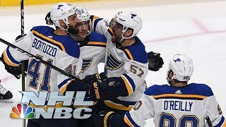 NHL Stanley Cup Playoffs 2019: Blues vs. Sharks | Game 2 Highlights | NBC Sports