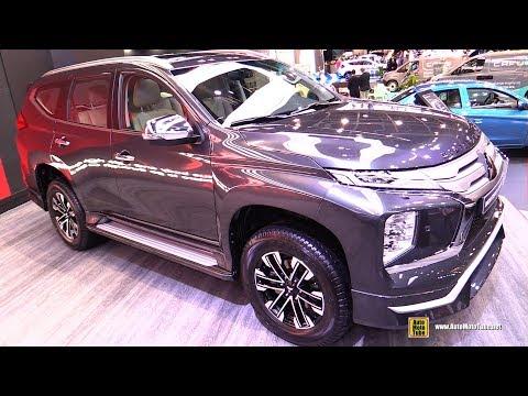 2020 Mitsubishi Montero Sport - Exterior Interior Walkaround - 2019 Dubai Motor Show