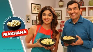 With special guest sanjeev kapoor in my kitchen this time! and we created two makhana dishes that are healthy guaranteed to make your mouth water! so wha...