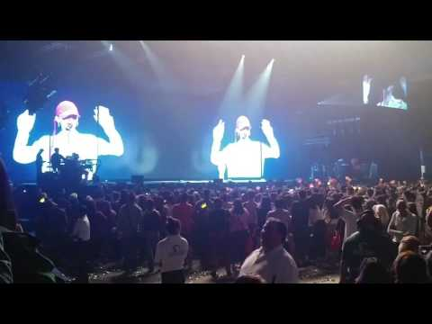 G-Dragon Talk 170711 Seattle ACT III Motte (divina comedia)