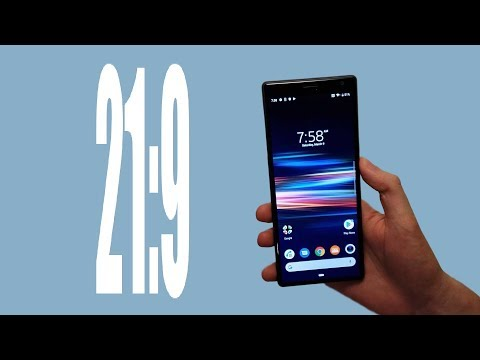 Sony Xperia 10 Plus Unboxing! Is 21:9 the Future?