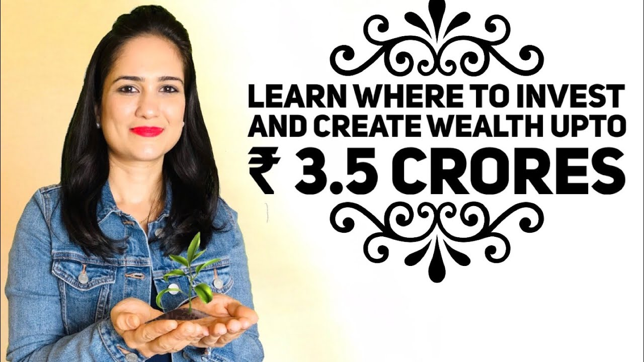 Learn where to invest and create wealth