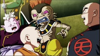 EIGHT NEW LEAKED IMAGES?! | Dragon Ball Super Episode 122 Spoilers Revealed thumbnail