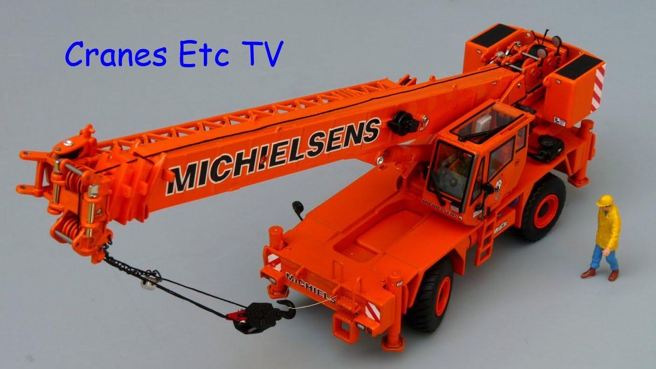 TWH 079 Grove RT540E - Michielsens Cranes Etc Review