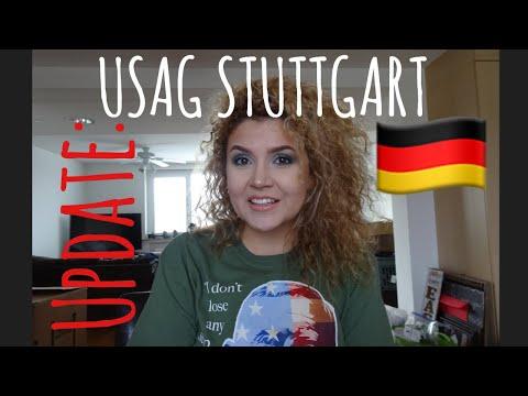 UPDATE: We Made It To USAG Stuttgart