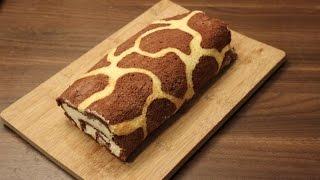 Giraffenbiskuitrolle