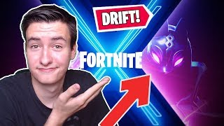 DRIFT SKIN COMES BACK IN SEASON X!! PLAY WITH IT!! -Fortnite Battle Royale #446 (English Live)