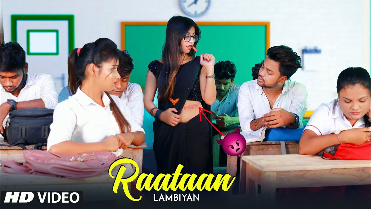 Download Raataan Lambiyan   Teri Meri Gallan Hogi Mashhur   School Love Story   New Hindi Songs 2021