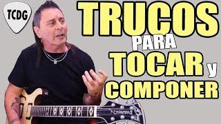 Claudio Tano Marciello revela sus trucos para tocar y componer canciones en guitarra