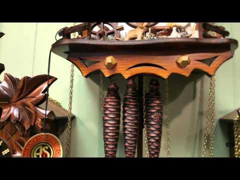 "Cuckoo clock ""Albert Schwab/Regula"" from YouTube · Duration:  1 minutes 44 seconds"