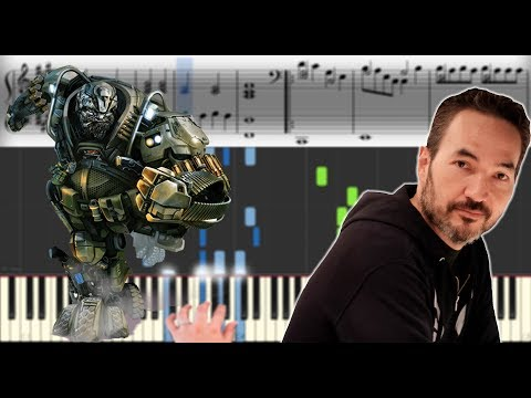 Steve Jablonsky - Best Thing That Ever Happened (Transformers 4) | Sheet Music & Piano Tutorial