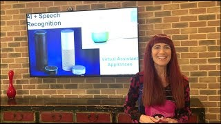 Futurist Shara Evans | Digital Assistants