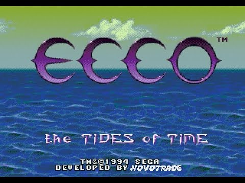 Mega-CD Longplay [130] Ecco: The Tides of Time