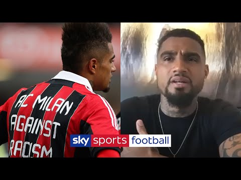 Kevin-Prince Boateng's powerful anti-racism message urging footballers to take a stand