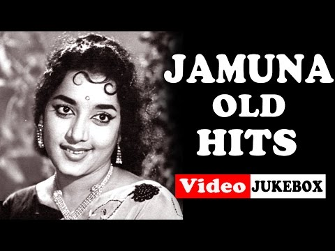 Jamuna Old Hits Collection || Back 2 Back Video Songs Jukebox
