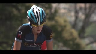 Gillian Sanders journey to Rio 2016