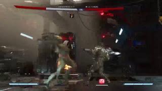Injustice 2 Ending battle Multiverse