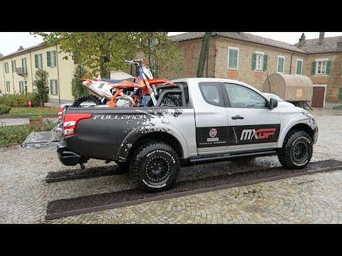 modified 4x4 fiat fullback cross my perfect spec youtube. Black Bedroom Furniture Sets. Home Design Ideas
