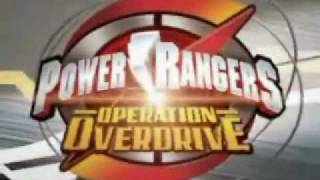 Power Rangers Operation Kingdom Hearts