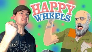 Happy Wheels - Part 3 | SANTA LOVES POON