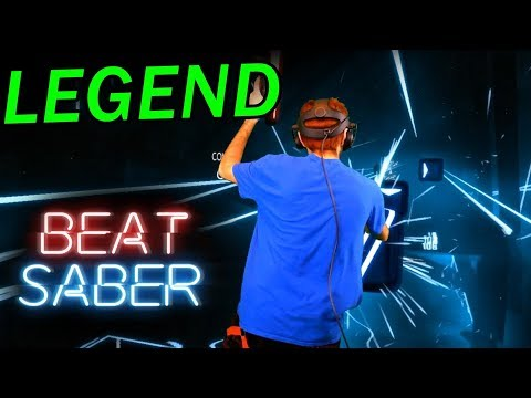 Beat Saber - Legend FULL COMBO (I'm a living Legend)