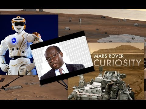 Black Excellence: Dr. Ashitey Trebi-Olennu - The African Scientist Leading NASA's Robots to Mars